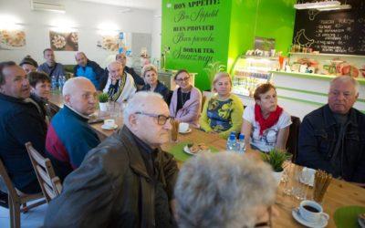 Spotkanie z mieszkańcami ul. Przemysłowej i Osadniczej