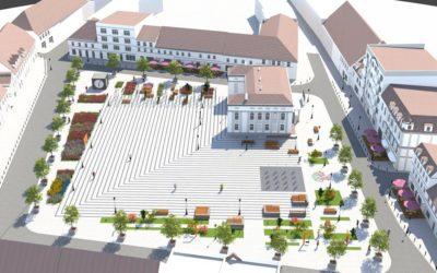 Zapraszamy na konsultacje społeczne planowanej zmiany organizacji ruchu w centrum miasta