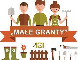 Małe granty – ostatnia akcja!